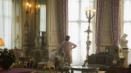 The Crown shot several key scenes at Somerleyton Hall which was standing in for the royal estate at