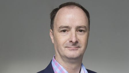 Mark Sait, chief executive and co-founder of SaveMoneyCutCarbon Picture: SAVEMONEYCUTCARBON