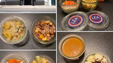 Maison Bleue have launched a new takeaway brand called LEA - our food reviewer Mark Heath was very i