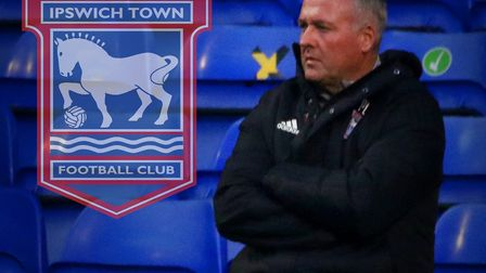 Ipswich Town boss Paul Lambert has rated his side's start to the season out of 10. Picture: ROSS HAL