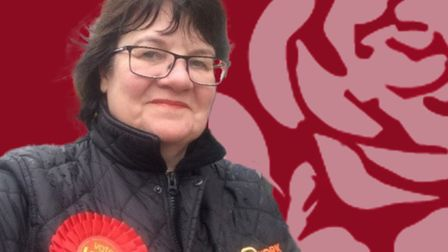 Elizabeth Hughes is Labour's candidate for Suffolk Police and Crime Commissioner. Picture: LABOUR PARTY