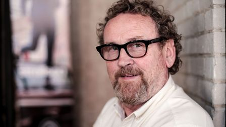 Colm Meaney is set to star in the new film, alongside True Blood's Stephen Moyer Picture: SHARON LA
