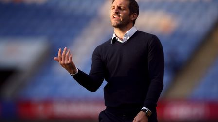 Shrewsbury Town manager Sam Ricketts. Picture: PA SPORT