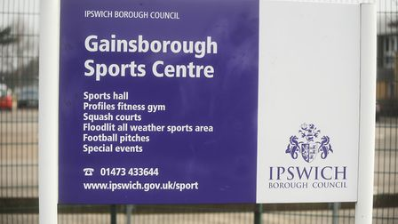 The NHS has asked Ipswich Borough Council for use of Gainsborough Sports Centre as a vaccine base in Suffolk. Picture...