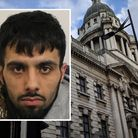 Sheroz Iqbal... drug runner jailed at old Bailey for terrorism-related offences. Picture: Met Police