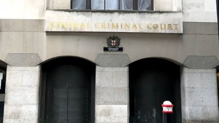 Sheroz Iqbal... drug runner jailed at old Bailey for terrorism-related offences. Picture: Google