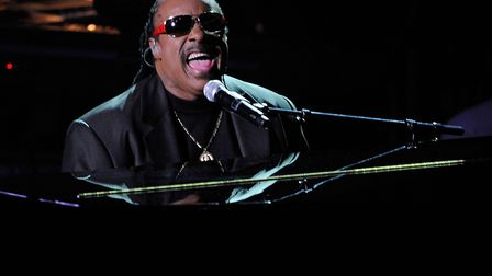 Stevie Wonder is a popular choice to lift the mood in lockdown Picture: PA