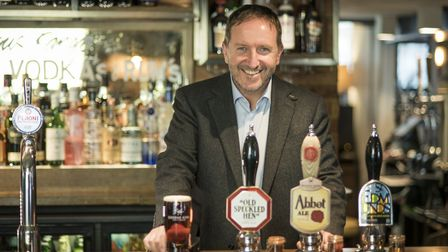 Nick Mackenzie, chief executive of Bury St Edmunds based brewer Greene King, has called the new tier
