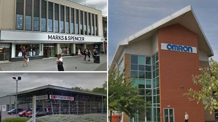 CIFCO has invested £70m in commercial property so far Pictures: GOOGLE MAPS