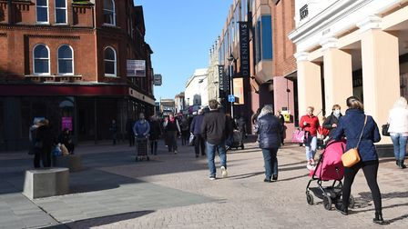 Businesses are hoping shoppers will return after the second lockdown - but there are worries about which tier Suffolk will...