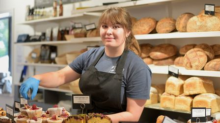 Two Magpies bakery has outlets across Suffolk and Norfolk Picture: SARAH LUCY BROWN