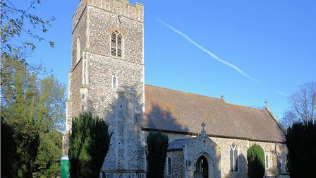 The restoration of St Marys Church in Bentley has been made possible thanks to various grants and donations Picture...