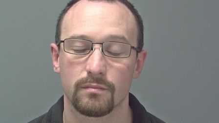 Former police officer Daniel Jackson has been jailed for a year Picture: SUFFOLK CONSTABULARY