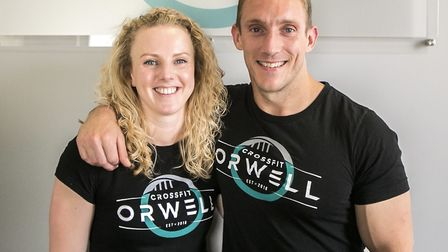 Orwell Fitness was co-founded by Kirsty Turner and Darren Totten and has had massive success in attracting loyal members.