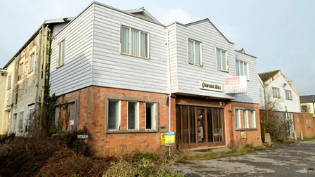 The Nunn's Mill site in Woodbridge that is set to undergo a re-develeloment as part of plans to transform the nearby...