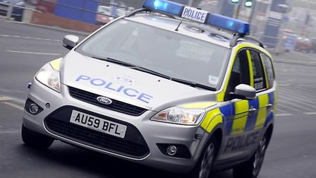 Police are diverting traffic following flooding on the A146 near Norwich.