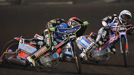 Stars' skipper Rory Schlein will be hoping to be on the gas again tonight. Picture: Ian Burt