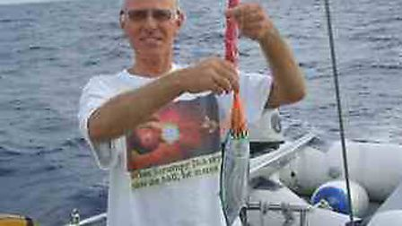 Roger Pratt, 62, who died defending his wife Margaret, when attackers boarded their boat in St Lucia