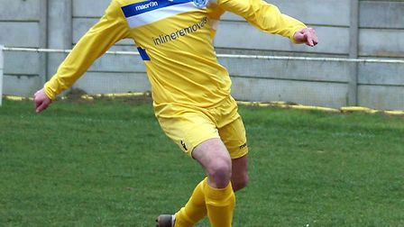 Tom Jeffes of Barking (pic: Terry Gilbert)