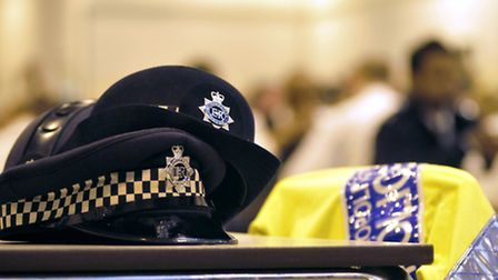 A Dagenham man has been charged with possession of an offensive weapon