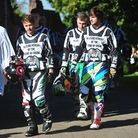 Funeral of motocross rider Tom Pattison at St Michael's Church, Beccles.