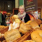 South Norfolk Local Flavours Event at Bressingham. Jayne Bett Ridge from Tudor Bakehouse.Photo by Si
