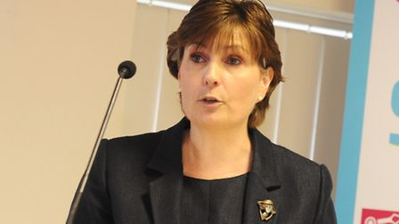 Lisa Chambers, cabinet member for education and skills