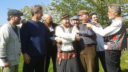 Bury St Edmunds Amateaur Operatic and Dramatic Society present Fiddler On The Roof 2015