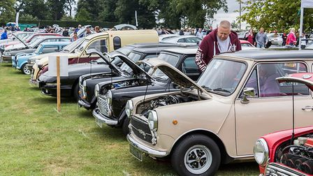 A drive down memory lane with Classic Cars by the Lake