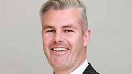 Cllr Dominic Twomey is the council's deputy leader and cabinet member for finance and growth. Picture credit: LBBD.