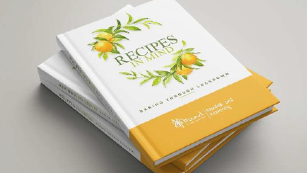Recipes in Mind, which encouraged people to submit the bakes helping them through coronavirus lockdown, is set for launch