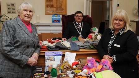 Toy appeal at Hunstanton