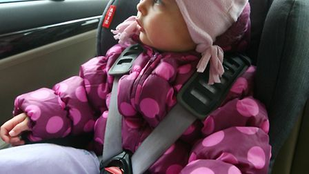 Fitting child car seats properly is essential.