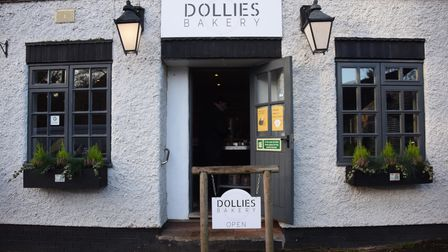 Dollies Bakery at Coltishall. Picture: DENISE BRADLEY