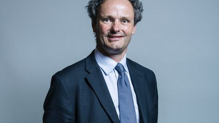 Waveney MP Peter Aldous said he was hopeful the region would be in the lowest of the three tiers Picture: HOUSE OF COMMONS