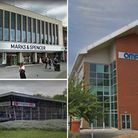 M&S in Brentwood, DW Fitness in Lincoln and Omron in Milton Keynes are among CIFCO's investments to date. Picture GOOGLE MAPS
