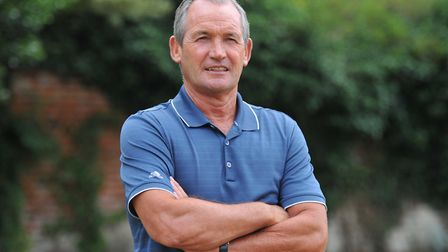 George Burley, who faced Diego Maradona on the international scene both as a player and as a manager. Picture: SARAH LUCY...