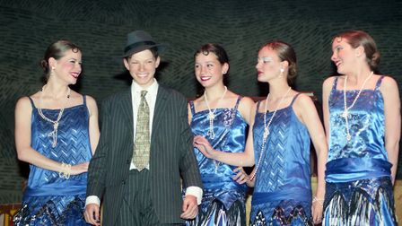 Did you perform in the Co op Juniors version of Bugsy Malone in '98? Picture: ARCHANT LIBRARY