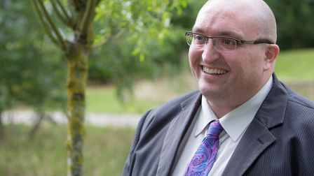 Rob Geary of Lovewell Blake is a VAT expert Picture: Lee Blanchflower/Lovewell Blake