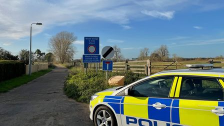 Police investigated reports of anti-social off-road motorbike riding in Icklingham at the weekend Picture: SUFFOLK...
