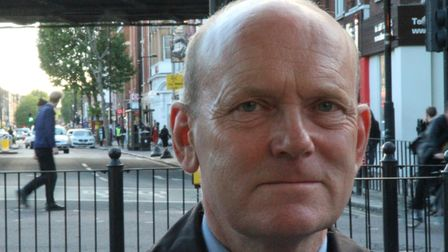 """Mayor John Biggs... """"Many people need help to understand guidance on Covid-19 changing quickly."""" Picture: Mike Brooke"""