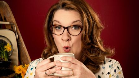 Sarah Millican is bringing her new tour Bobby Dazzler to Colchester next year Photo: Sarah Millican