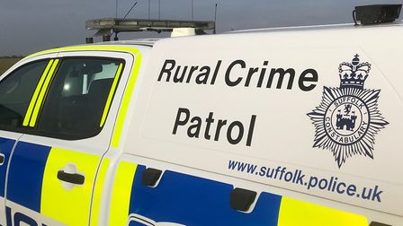 Four men arrested on suspicion of hare coursing have been released under investigation Picture: SUFFOLK POLICE