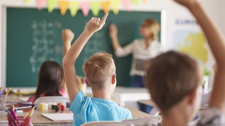 The number of pupils self isolating in Suffolk has dropped slightly Picture: GETTY IMAGES / ISTOCKPHOTO