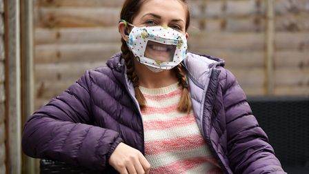 Clear masks feature a transparent panel of plastic in the centre, showing the wearer's mouth fully which enables lip...