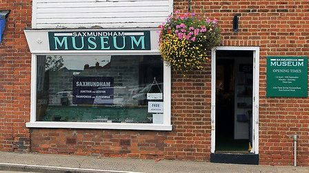 Saxmundham Museum is appealing for people's lockdown memories and photos Picture: B MOORE