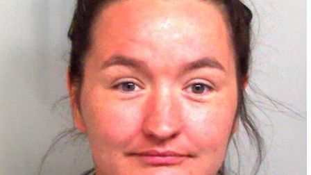 Kerrianne Hibbert was jailed at Ipswich Crown Court for dangerous driving Picture: ESSEX POLICE