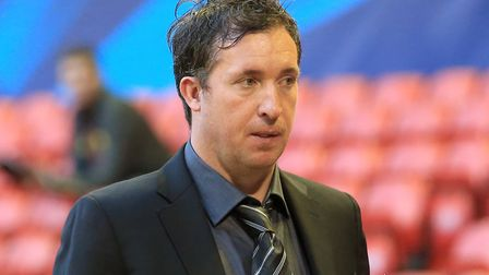 Robbie Fowler, manager of East Bengal in the Indian Super League Photo: PA