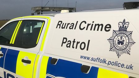 Five men have been arrested in west Suffolk on suspicion of hare coursing Picture: SUFFOLK POLICE
