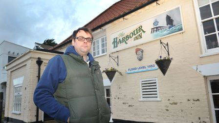 Adnams properties director Nick Attfield faces the headache of steering the pub group's 44 pubs through tier 2...